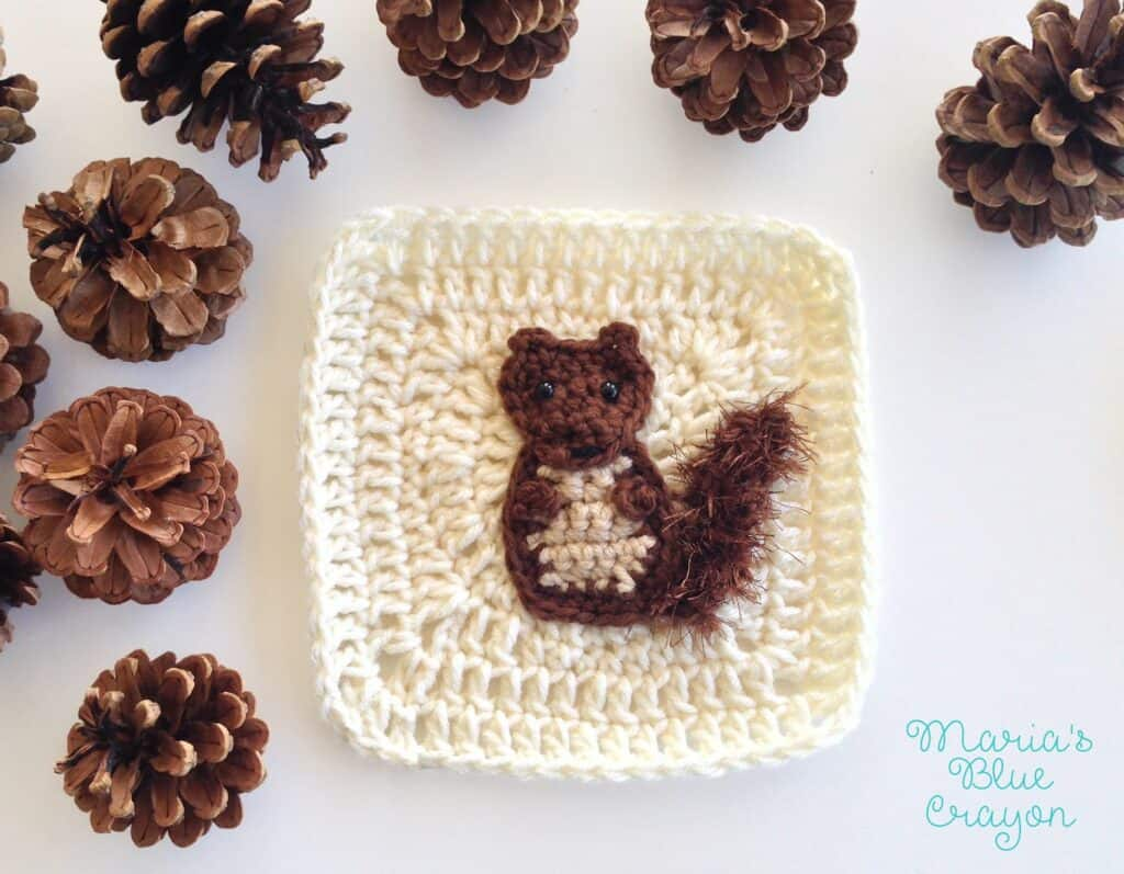 Ravelry: Crochet Squirrel pattern by Junuen Lisunia | 797x1024