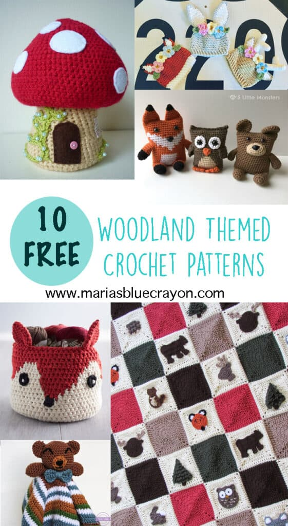 Top 25 amigurumi crochet patterns - Gathered | 1024x561