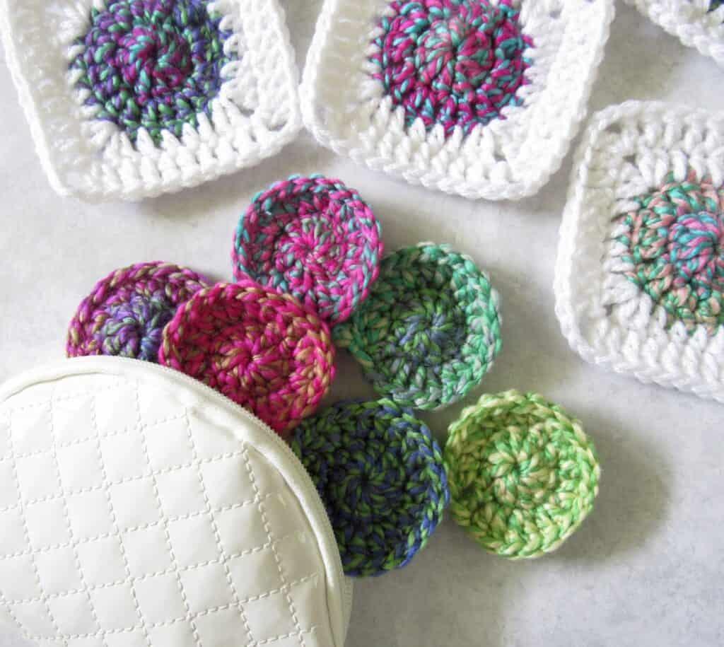starburst granny square crochet pattern