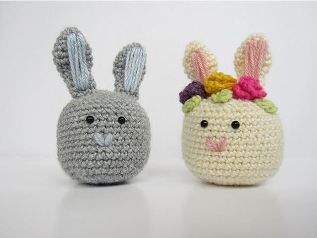 crochet easter amigurumi