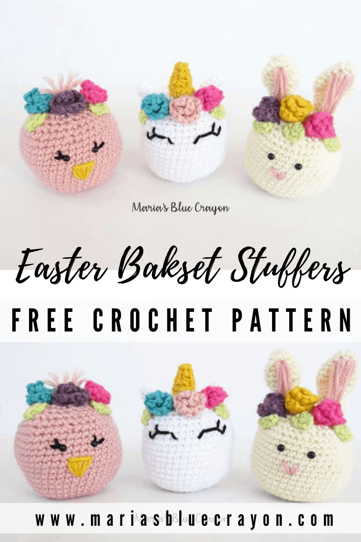 easter amigurumi patterns