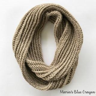 aspen crochet scarf pattern