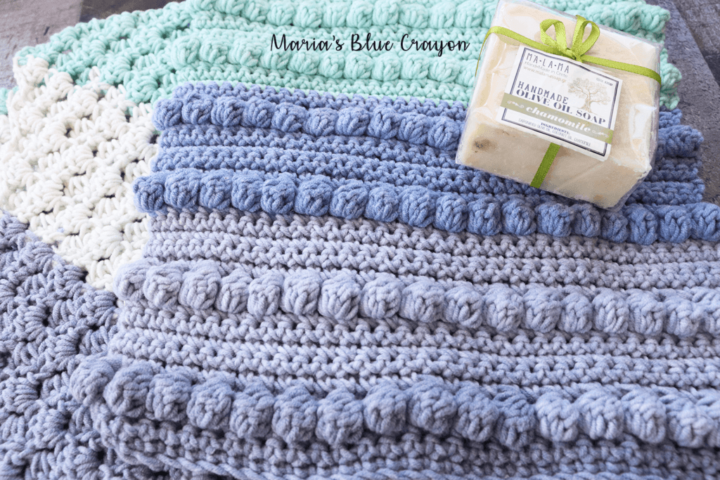 caron cotton cakes washcloth