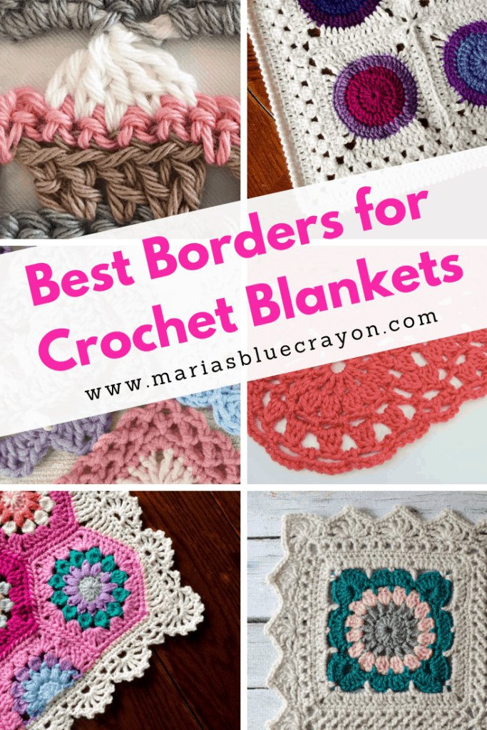 Best Crochet Stitches For Blankets Maria S Blue Crayon