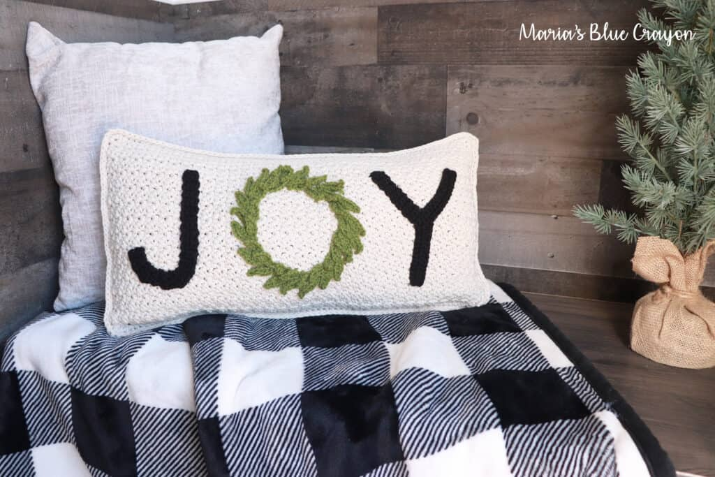 free crochet home decor pattern