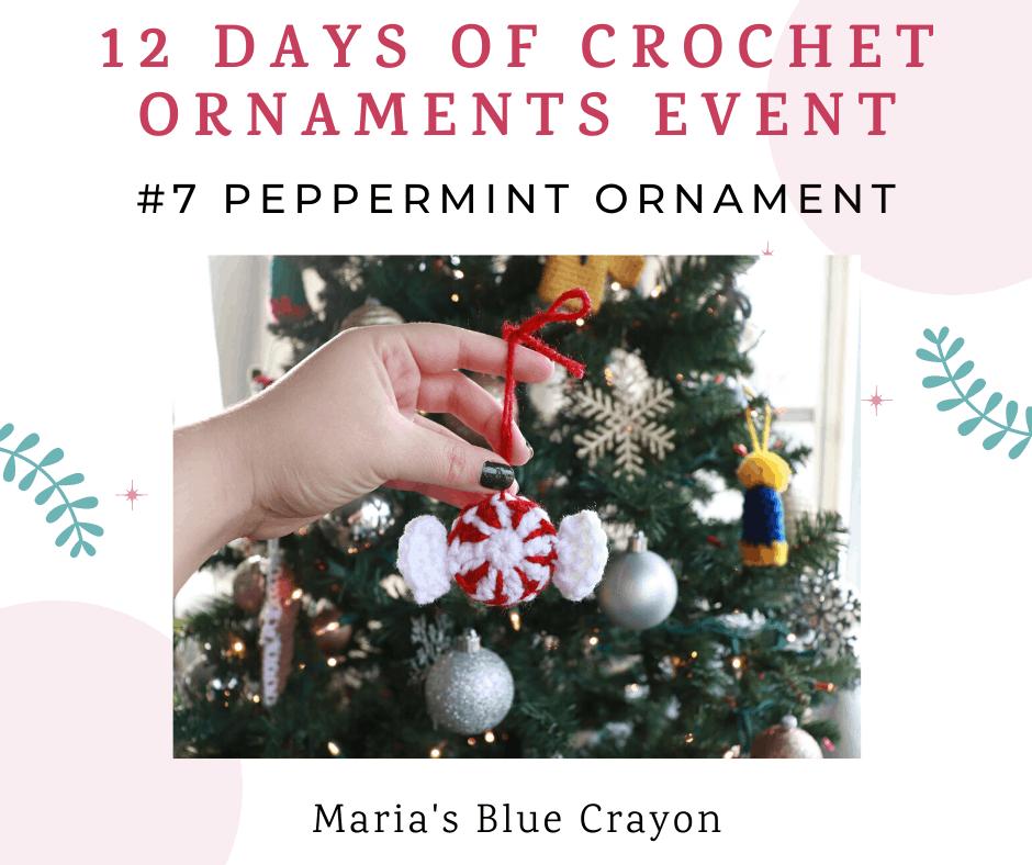 crochet peppermint pattern
