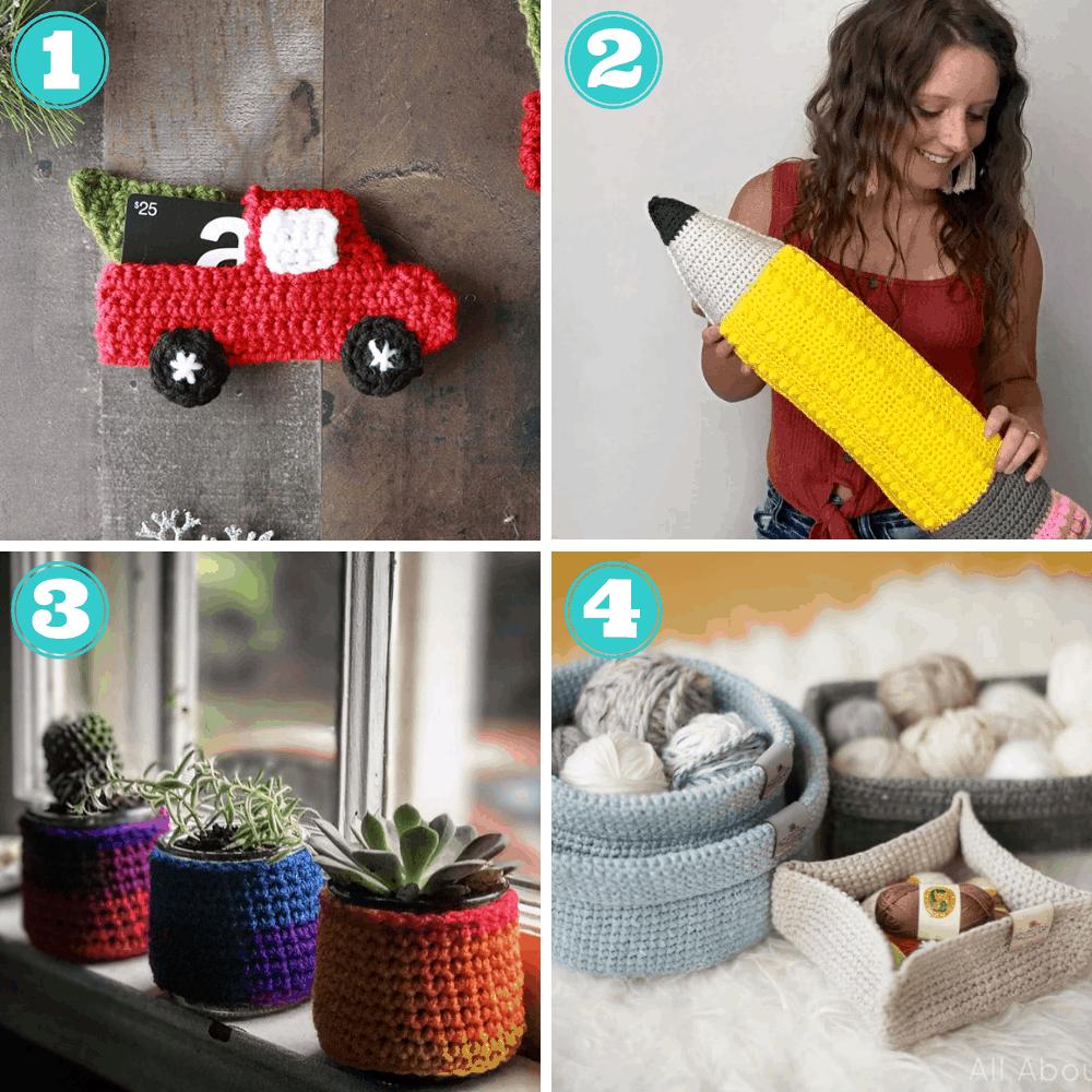 crochet teacher gifts
