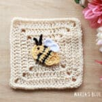crochet bumble bee pattern