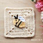 crochet bumble bee pattern