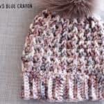 crochet bulky hat