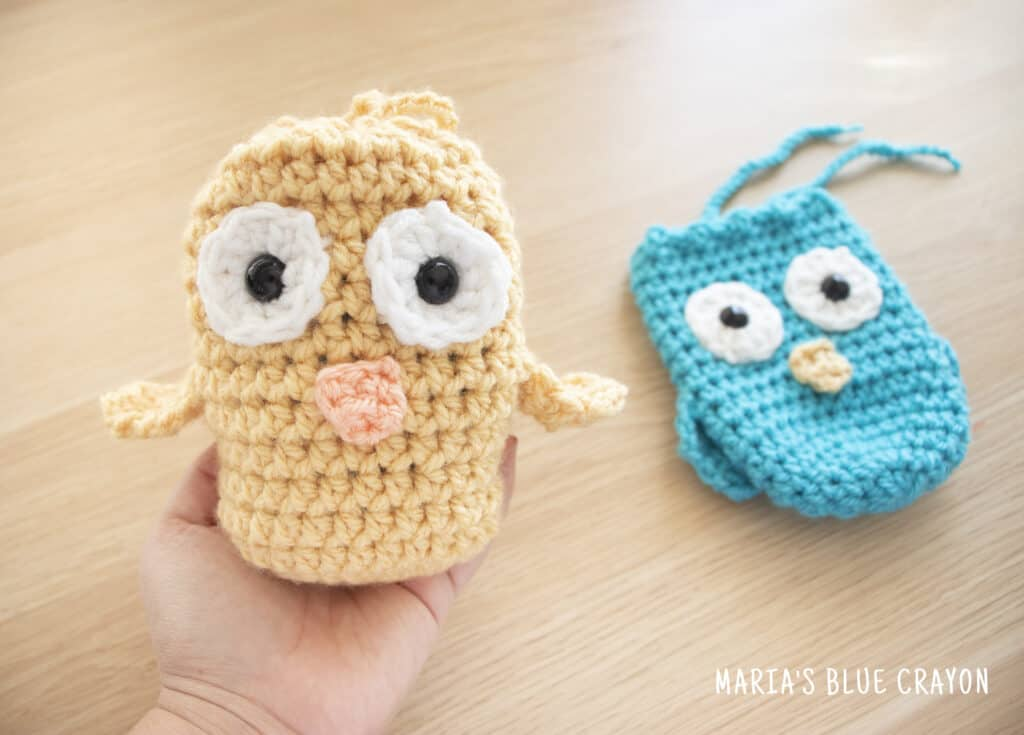 crochet easter chick free pattern