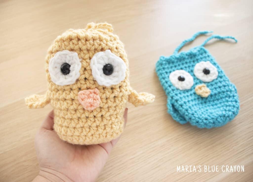 crochet easter chick free pattern