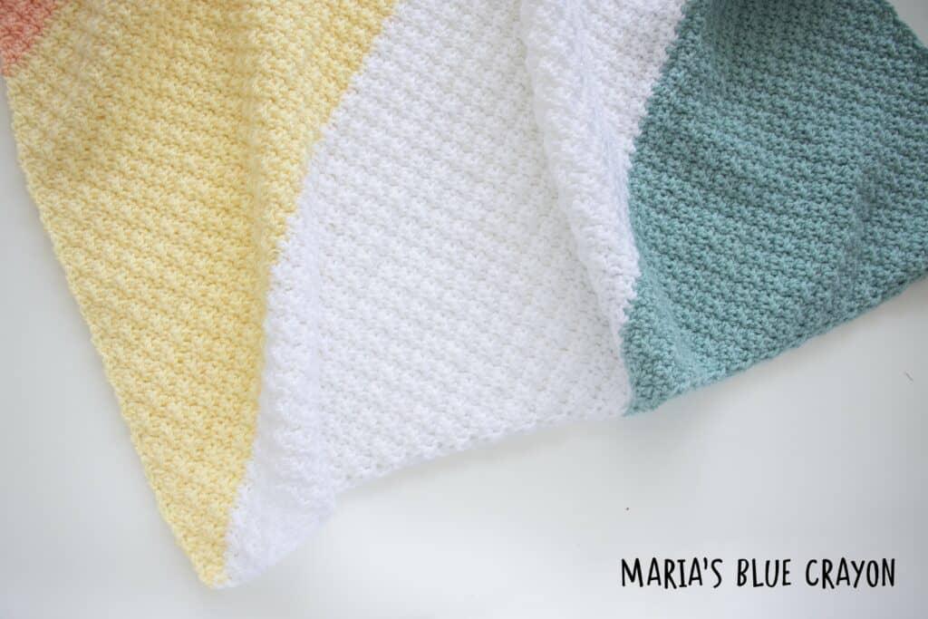 c2c crochet blanket